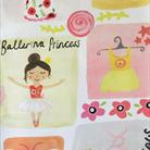 Ткань портьерная Twister Ballerina A 25