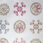 Ткань портьерная Cotonello MEDINA D 25