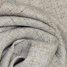 Портьерная ткань под лен 4