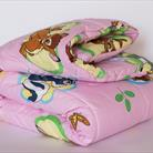 Одеяло - мини  шерсть / бязь