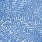 Тюль-сетка, голубой