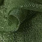 Тюль-сетка, зелень