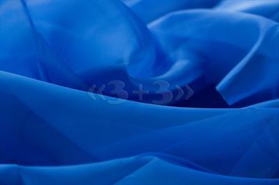 Вуаль синее море