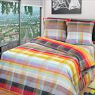 Комплект постельного белья, бязь-62, 1,5 спальный