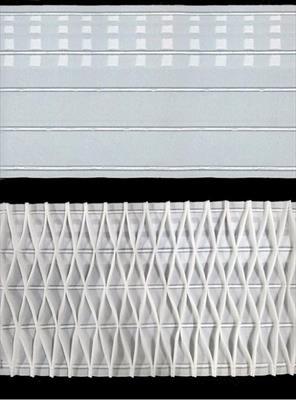 шторная лента арт.4141, 150 мм