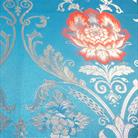 Павловская роза голубая/белая/красная