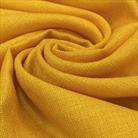 """Портьерная ткань """"под-лён"""", цв.-желтый"""