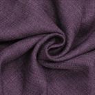 """Портьерная ткань """"под-лён"""", цв.- фиолетовый"""