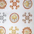 Ткань портьерная Cotonello MEDINA D 07