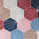 Ткань портьерная Cotonello Scandinavia B 01
