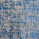 """Портьерная ткань """"мрамор"""", цв.синева"""