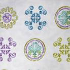 Ткань портьерная Cotonello MEDINA D 02